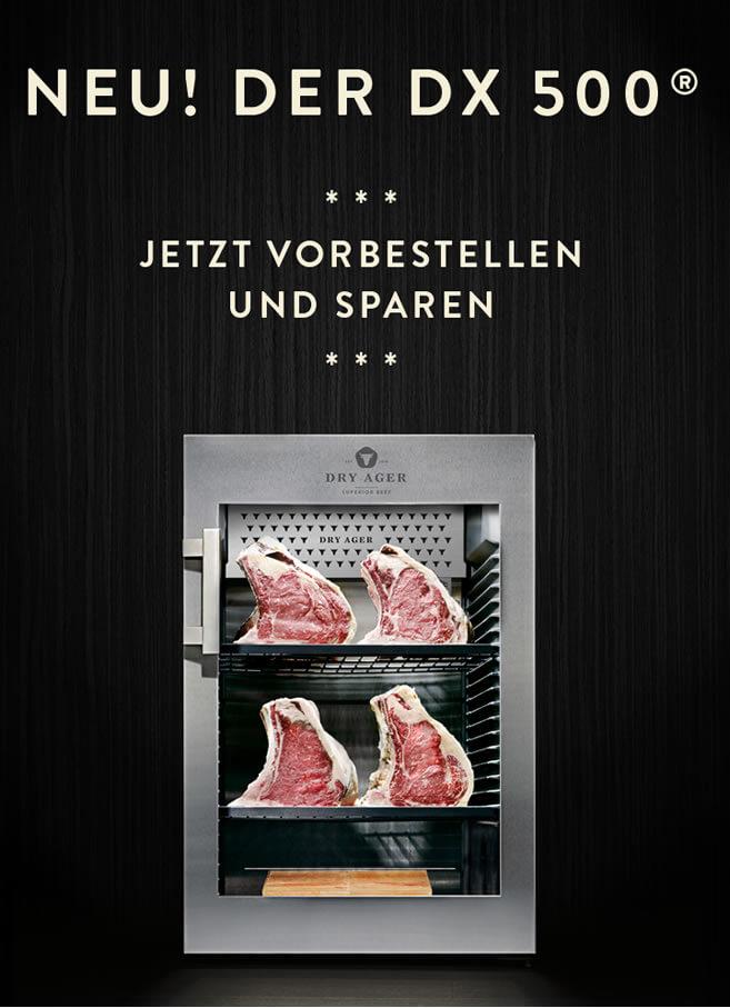 Мини витрина за зреене на месо