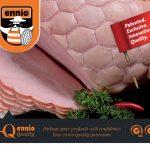 Мрежи за шунки и полуфабрикати Ennio Hexa-Net