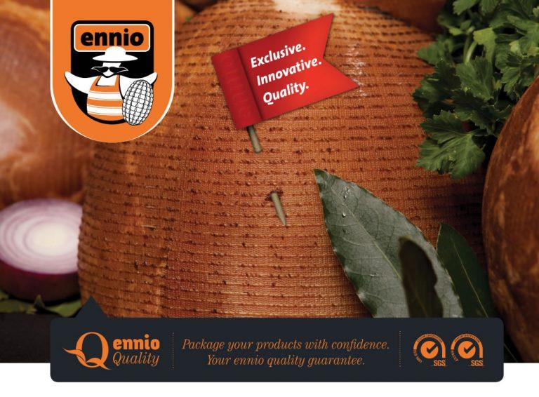 Мрежи за салами и шунки Ennio Merc-Net