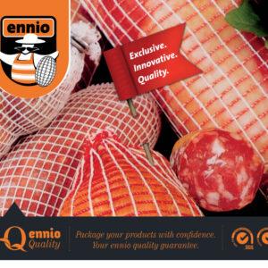 Мрежи за шунки и колбаси Ennio Micro-Mesh
