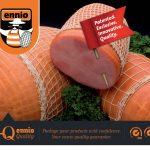 Мрежи за салами и шунки Ennio Netted-Edible