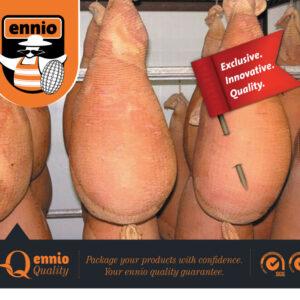 Мрежи за шунки и полуфабрикати Ennio Smoke-Net