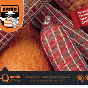 Мрежи за шунки и колбаси Ennio Spring-Net