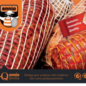 Мрежи за шунки и колбаси Ennio Twin-Net