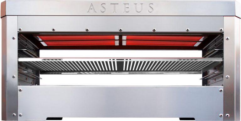 ASTEUS Family инфрачервен електрически грил за стекове