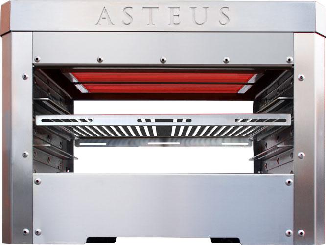 ASTEUS Steaker инфрачервен електрически грил за стекове